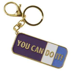 Accessories - YOU CAN DO IT Key Chain